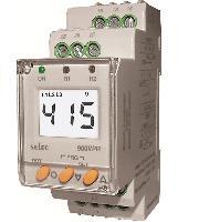 Rơ le bảo vệ điện áp cho mạng điện 3 pha