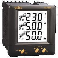 Đồng hồ đo điện áp-dòng điện-tần số