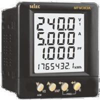 Đồng hồ đa năng cho mạng điện ba pha