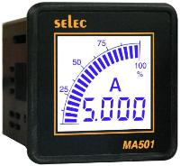 Đồng hồ đo dòng xoay chiều MA501