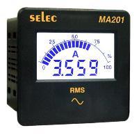 Đồng hồ đo dòng xoay chiều MA201