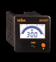 Đồng hồ đo điện áp ba pha MV2307