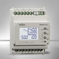 Đồng hồ đo đa chức năng MFM384-R-C